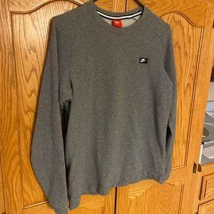 Nike Long Sleeve Men's Sweatshirt. Much life left!